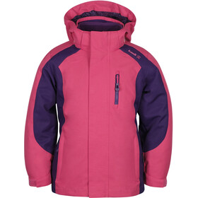 Kamik Seraphina Polar Chaqueta Niños, rose/grape
